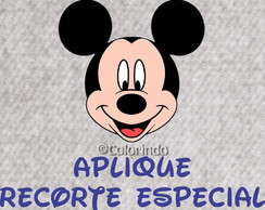 50 adesivos  - Mickey, recorte especial