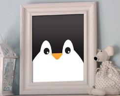 Poster Pinguim