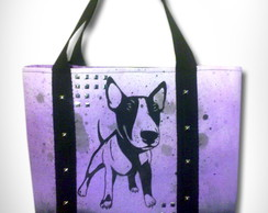 Bolsa Purple Dog