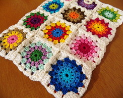 Case para Tablet ou Note em crochet