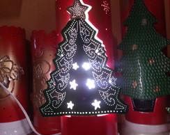 Lumin�rias Arvore de Natal