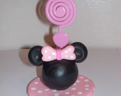 Porta recado da Minnie rosa
