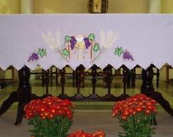 toalha para altar - ref.006