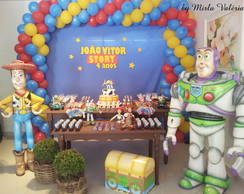Loca��o Mesa Decorada A Toy Story