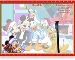 Natal Do Mickey Quadro M�gico