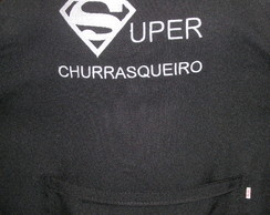Avental Churrasqueiro
