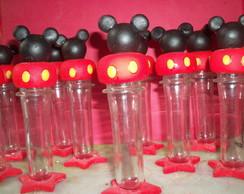 Tubete pequeno com base Mickey