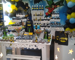 Decora��o proven�al Batman