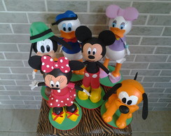 Bonecos Turma do Mickey