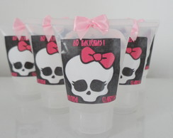 �lcool Gel Bisnaga - Monster High