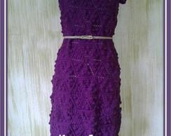 Vestido Croch�