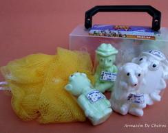 Sabonetes personagem Toy Story