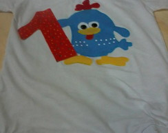 body personalizado, galinha pintadinha
