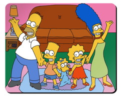 MOUSE PAD SIMPSONS