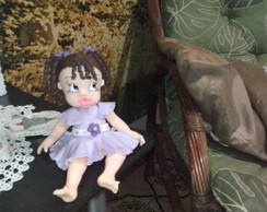 boneca,biscuit