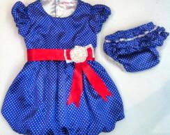 Vestido Tem�tico Galinha Pintadinha