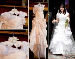 Cabide Rom�ntico Para Vestido De Noiva