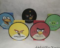 Enfeites de mesa Angry Birds