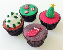 Kit Cupcakes de Natal