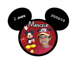 �m� Orelha Mickey