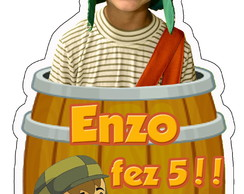�m� barril do chaves