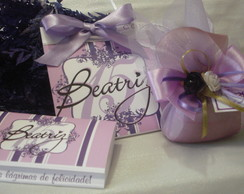 Linha Debutante Violet