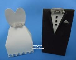 Forminha Noivos P/ Bem Casado / Am�ndoas