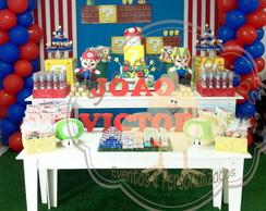 Decora��o Super Mario - N�O � ALUGUEL!