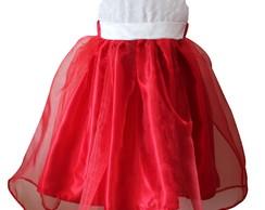 Vestido Chap�uzinho Vermelho 1101