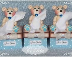 Caixa Luxo - Urso