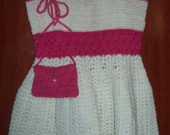 Vestidinho De Croch�