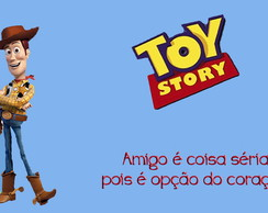 R�tulo Toy Story