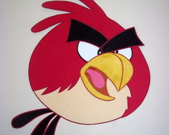 RED DOS ANGRY BIRDS C/ 40 CM-PAINEL