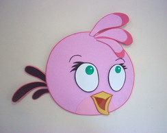 BUBBLES DOS ANGRY BIRDS C  40 CM  PAINEL