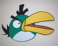 AL DOS ANGRY BIRDS C/ 40 CM -PAINEL