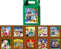 Natal Do Mickey Jogo Mem�ria Na Caixinha