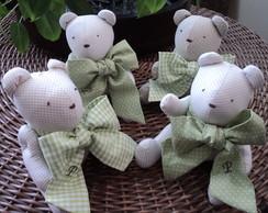 Lembrancinha - Super-mini urso ! (12cm)