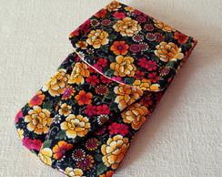 Kit Manicure Floral