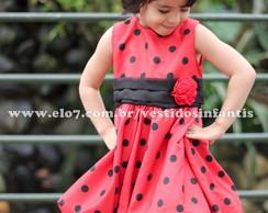 Vestido da Joaninha
