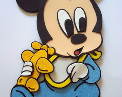 MICKEY BABY C/ 70 CM ALTURA - PAINEL