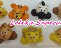 Kit mini cabe�as Safari