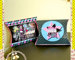 Caixa Pillow Monster High