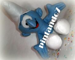 Smurf - Boneco