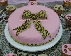 Bolo e Cupcakes Oncinha