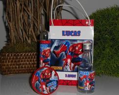 Kit Personalizado Homem Aranha