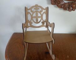 Mini cadeira de Balan�o