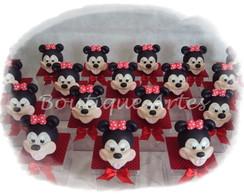 Lembrancinha caixinha Minnie