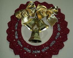Guirlanda De Natal em Croch�
