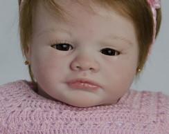 Boneca Reborn Keila