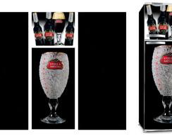Envelopamento de Geladeira Stella Artois